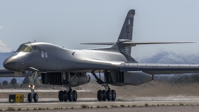 Photo ID 184300 by Thomas Ziegler - Aviation-Media. USA Air Force Rockwell B 1B Lancer, 86 0111