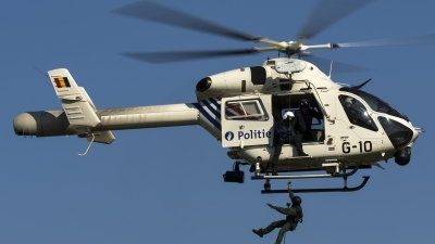 Photo ID 184340 by Thomas Ziegler - Aviation-Media. Belgium Police MD Helicopters MD 902 Explorer, G 10