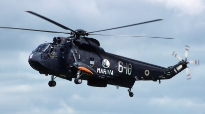 Photo ID 184311 by Sergio Gava. Italy Navy Agusta Sikorsky SH 3D Sea King AS 61, MM5019N