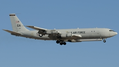 Photo ID 184331 by Hans-Werner Klein. USA Air Force Boeing E 8C Joint Stars, 02 9111