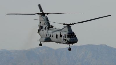Photo ID 184368 by Hans-Werner Klein. USA Marines Boeing Vertol CH 46E Sea Knight 107 II, 153990