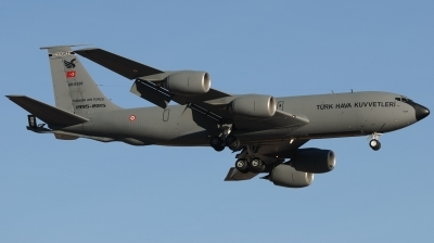 Photo ID 184465 by Hans-Werner Klein. Turkey Air Force Boeing KC 135R Stratotanker 717 100, 60 0326