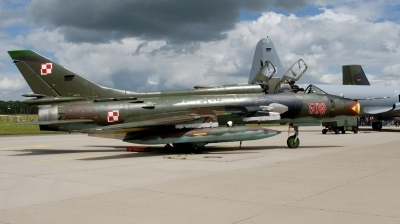 Photo ID 184454 by Hans-Werner Klein. Poland Air Force Sukhoi Su 22UM 3K, 508
