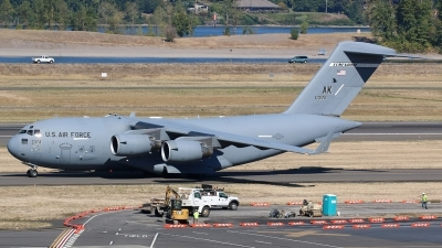 Photo ID 184500 by Ian Nightingale. USA Air Force Boeing C 17A Globemaster III, 00 0174