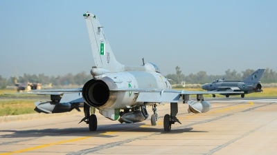 Photo ID 184563 by Hamza Tariq. Pakistan Air Force Chengdu F 7PG, 01 813