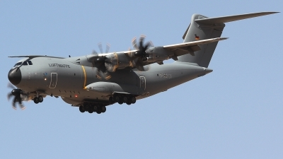 Photo ID 184527 by Ruben Galindo. Germany Air Force Airbus A400M Atlas, 54 02