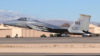 Photo ID 22057 by David Marshall. USA Air Force McDonnell Douglas F 15C Eagle, 83 0019