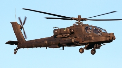 Photo ID 184682 by Carl Brent. Netherlands Air Force Boeing AH 64DN Apache Longbow, Q 29