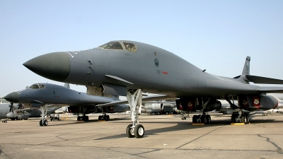 Photo ID 22167 by Tom Dolders. USA Air Force Rockwell B 1B Lancer, 86 0140