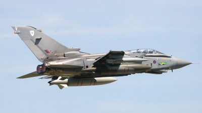 Photo ID 22177 by Tom Dolders. UK Air Force Panavia Tornado GR4A, ZG709