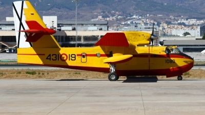 Photo ID 184762 by Manuel Fernandez. Spain Air Force Canadair CL 215T, UD 13 19