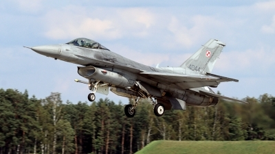 Photo ID 184677 by Wojtek Werpachowski. Poland Air Force General Dynamics F 16C Fighting Falcon, 4044