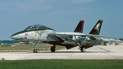 Photo ID 184778 by David F. Brown. USA Navy Grumman F 14D Tomcat, 164342