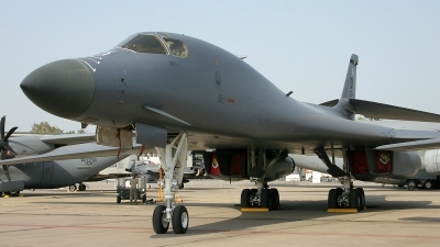 Photo ID 22174 by Tom Dolders. USA Air Force Rockwell B 1B Lancer, 85 0074