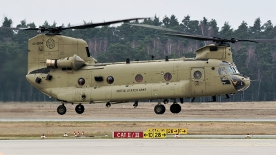 Photo ID 184925 by Günther Feniuk. USA Army Boeing Vertol CH 47F Chinook, 13 08134