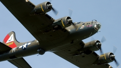Photo ID 184978 by Sven Zimmermann. Private Private Boeing B 17G Flying Fortress 299P, F AZDX