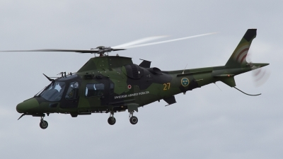 Photo ID 185061 by Lee Barton. Sweden Army Agusta A 109HO A 109BA, 15027