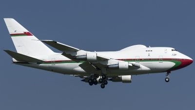 Photo ID 185039 by Thomas Ziegler - Aviation-Media. Oman Government Boeing 747SP 27, A4O SO