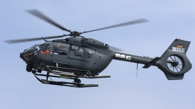 Photo ID 185040 by Thomas Ziegler - Aviation-Media. Germany Air Force Eurocopter EC 645T2, 76 02