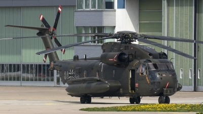 Photo ID 185041 by Thomas Ziegler - Aviation-Media. Germany Air Force Sikorsky CH 53GS S 65, 84 25