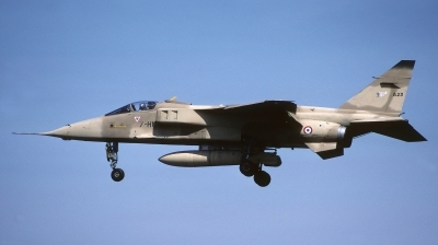Photo ID 185048 by Sergio Gava. France Air Force Sepecat Jaguar A, A23
