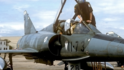 Photo ID 185856 by Carl Brent. Spain Air Force Dassault Mirage IIIDE, CE 11 28