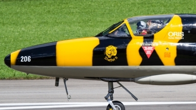 Photo ID 185051 by Agata Maria Weksej. Private Verein Hunter Flying Group Hawker Hunter T68, HB RVV