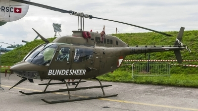 Photo ID 185229 by Martin Thoeni - Powerplanes. Austria Air Force Bell OH 58B Kiowa, 3C OC