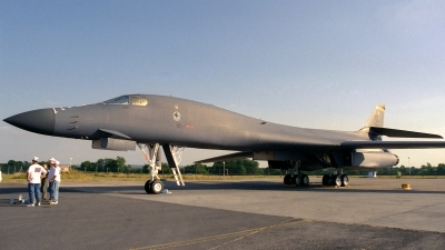 Photo ID 185174 by Sven Zimmermann. USA Air Force Rockwell B 1B Lancer, 85 0091
