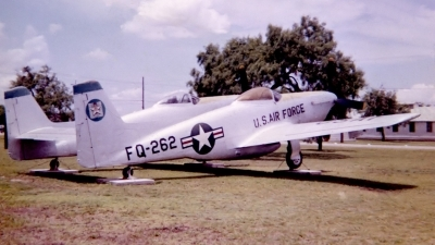 Photo ID 185606 by Robert W. Karlosky. USA Air Force North American F 82E Twin Mustang, 46 262