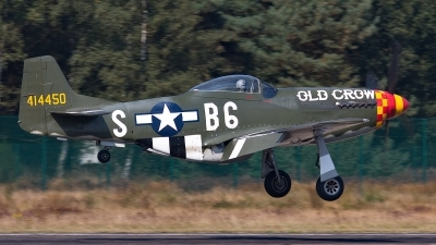 Photo ID 185248 by Rainer Mueller. Private Scandinavian Historic Flight North American P 51D Mustang, N167F