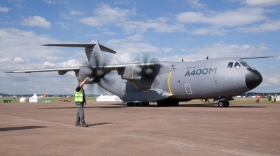 Photo ID 185296 by Lee Barton. Company Owned Airbus Airbus A400M Atlas, F WWMZ