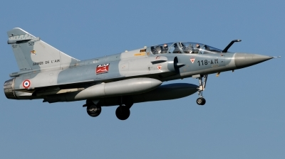 Photo ID 185353 by Hans-Werner Klein. France Air Force Dassault Mirage 2000B, 525