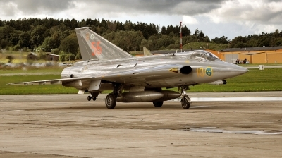 Photo ID 185434 by Alex Staruszkiewicz. Sweden Air Force Saab J35J Draken, 35556