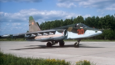 Photo ID 185525 by Rainer Mueller. Russia Air Force Sukhoi Su 25,