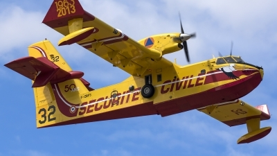 Photo ID 185596 by Thomas Ziegler - Aviation-Media. France Securite Civile Canadair CL 415 6B11, F ZBFS