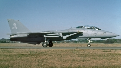 Photo ID 185597 by David F. Brown. USA Navy Grumman F 14B Tomcat, 163221