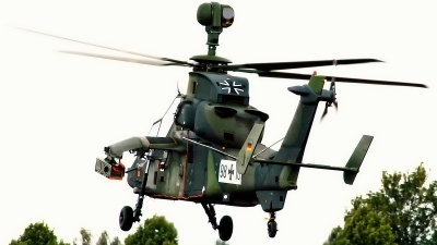 Photo ID 185544 by Sven Zimmermann. Germany Army Eurocopter EC 665 Tiger UHT, 98 10