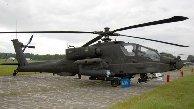 Photo ID 2405 by Michel Koster. Netherlands Air Force Boeing AH 64D Apache, Q 14