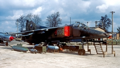 Photo ID 185766 by Carl Brent. Czech Republic Air Force Mikoyan Gurevich MiG 23BN, 5734