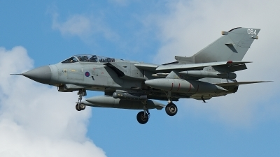 Photo ID 185837 by Rainer Mueller. UK Air Force Panavia Tornado GR4, ZD716
