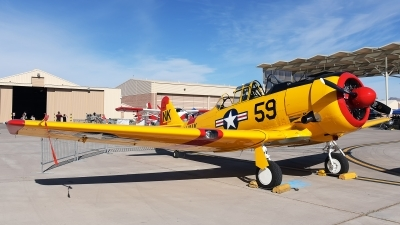 Photo ID 185882 by W.A.Kazior. Private Private North American SNJ 4 Texan, N6360G