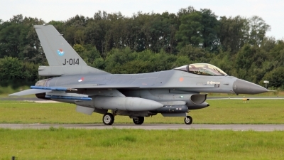 Photo ID 185952 by Richard de Groot. Netherlands Air Force General Dynamics F 16AM Fighting Falcon, J 014