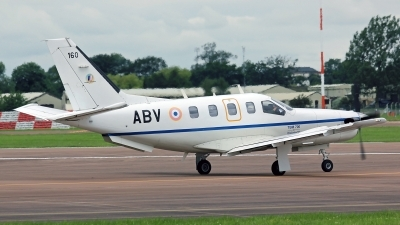 Photo ID 186018 by Richard de Groot. France Army Socata TBM 700B, 160