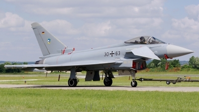 Photo ID 186009 by Günther Feniuk. Germany Air Force Eurofighter EF 2000 Typhoon S, 30 63