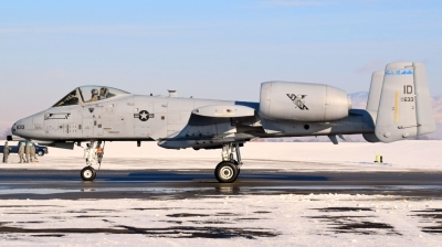 Photo ID 186170 by Gerald Howard. USA Air Force Fairchild A 10C Thunderbolt II, 78 0633