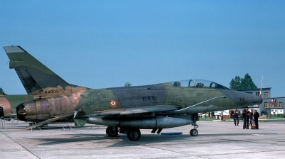 Photo ID 186237 by Alex Staruszkiewicz. France Air Force North American F 100F Super Sabre, 56 4009