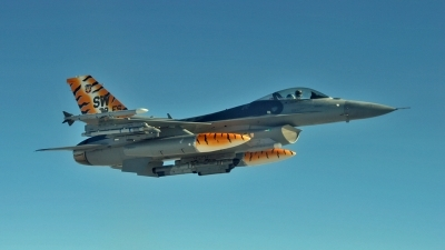 Photo ID 22296 by D. A. Geerts. USA Air Force General Dynamics F 16C Fighting Falcon, 91 0379