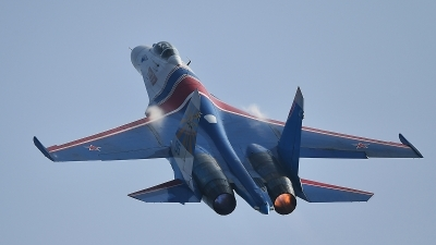 Photo ID 186410 by Diamond MD Dai. Russia Air Force Sukhoi Su 27S,