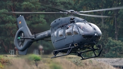 Photo ID 186301 by Lukas Kinneswenger. Germany Air Force Eurocopter EC 645T2, 76 07